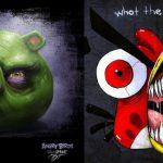 «Angry birds» – игра-убийца