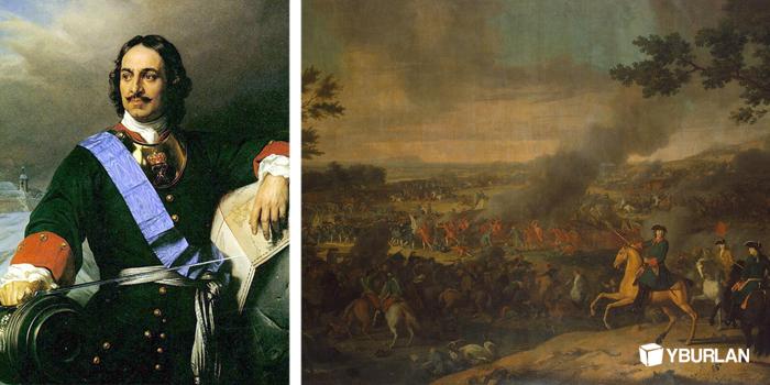 Дворцовые перевороты в истории России. Устремленный в будущее