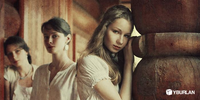 Образ бабы яги в сказках - самый популярный у славян