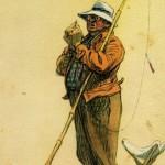 Что такое рыбалка? Реалии Советского общества в открытках.