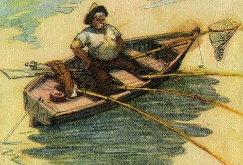 Что такое рыбалка? Рыбак анальный