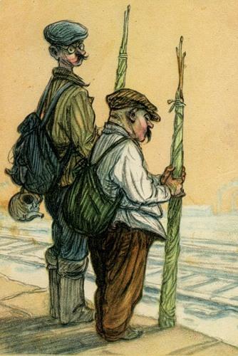 Что такое рыбалка - в открытках