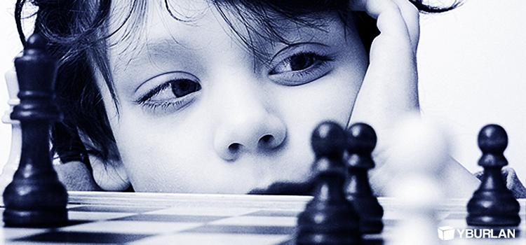 Секреты игры в шахматы - фотографическая память зрительного вектора