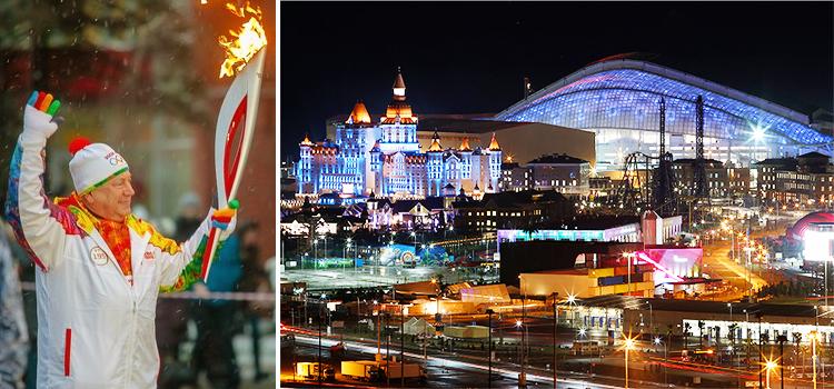 Олимпиада Сочи 2014. Всеобщее объединение в ожидании побед