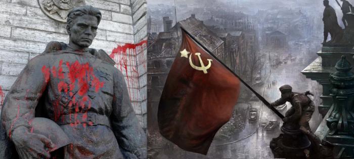В Украине уничтожают памятники Неизвестному солдату в стране, где почти на каждом квадратном метре остался погибший в той немилосердной войне воин