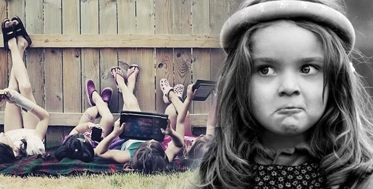 Как на самом деле ставится вопрос проблем детей в современном обществе?