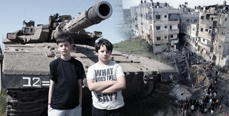 Дать понимание детям о войне.