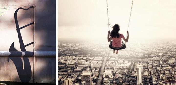 Жизнь в мечтах. Жизнь всегда на высоте