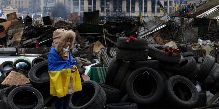 Лозунги Украины 2013-2014 годов