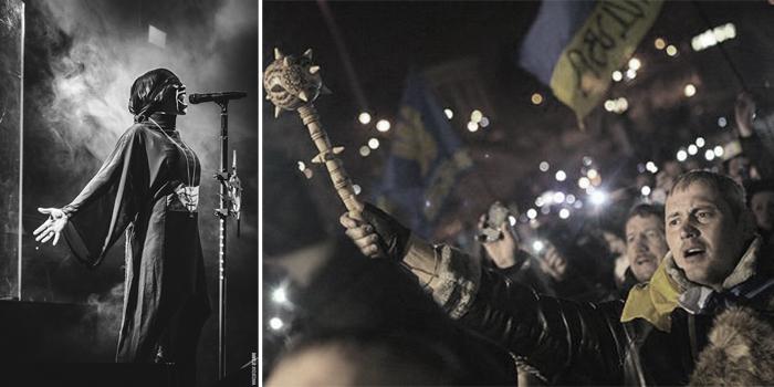 Трагедия лозунгов Украины 2013-2014 годов
