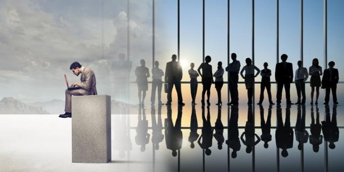 Новый взгляд на проблему открытых офисов