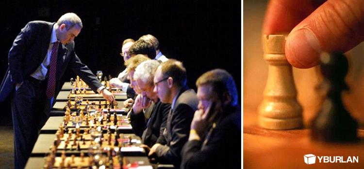 Секреты игры в шахматы. Какую роль звуковой вектор играет в шахматах?