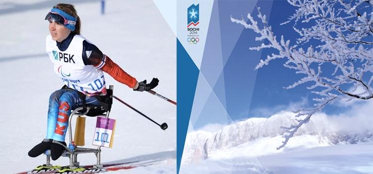 На паралимпийские игры Сочи 2014 приехали спортсмены из 45 стран мира